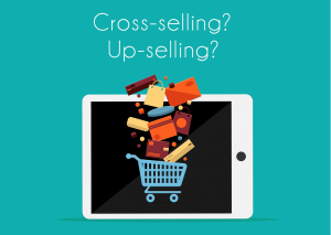 Cross selling for dropship products