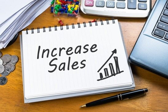 Immediate Ways to Increase Your Sales