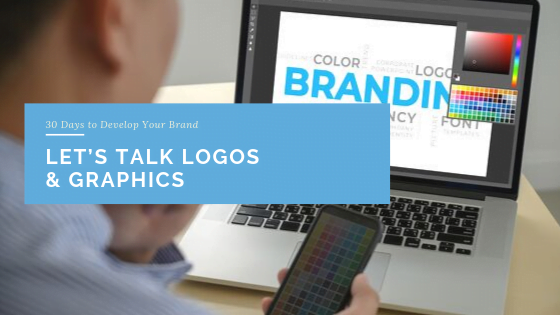 Let's Talk Logos & Graphics