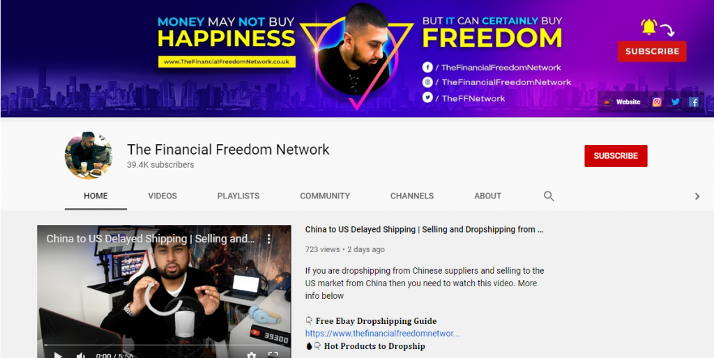 4 Amazing Dropshipping Youtube Channels To Master Dropshipping For Free