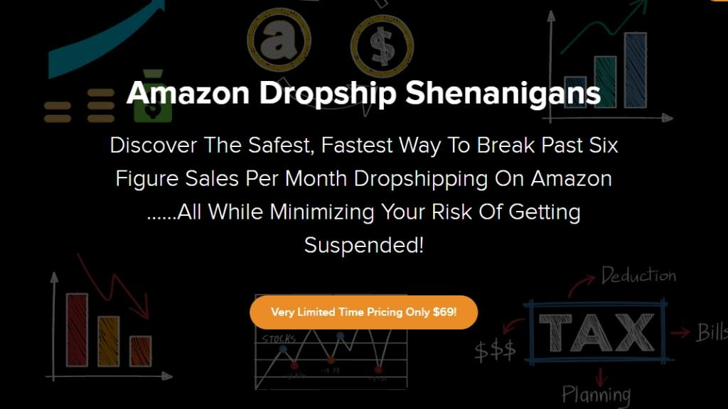 Amazon Dropshipping Courses - Amazon Dropship Shenanigans