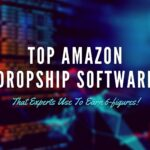 Top amazon dropship software