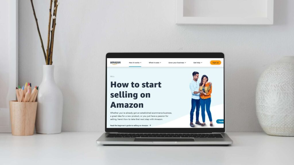 Start Your Own Amazon Store