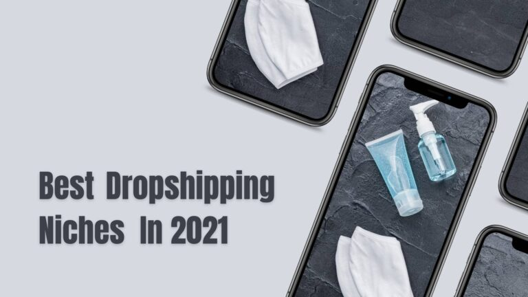 5 Great Dropshipping Niches In 2021 That You Should Be Looking Out For