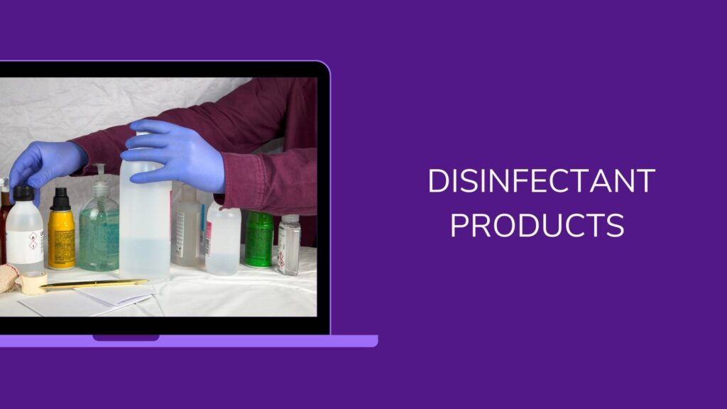 Dropshipping Niches In 2021  Disinfectant Products