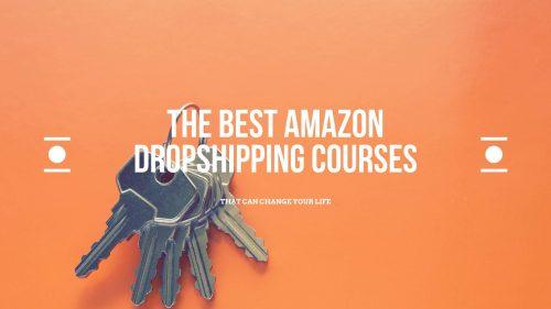 Amazon dropshipping courses