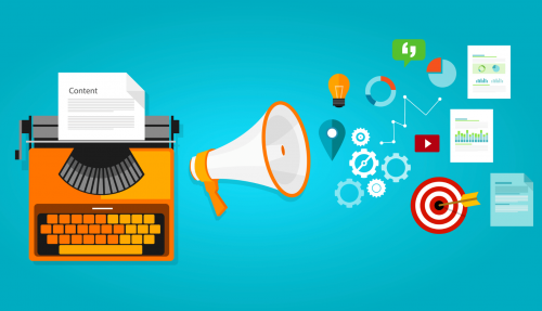 Dropship content marketing for shopify