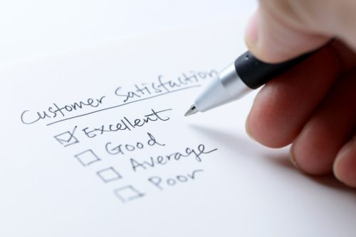 tips for Excellent customer satisfaction feedback